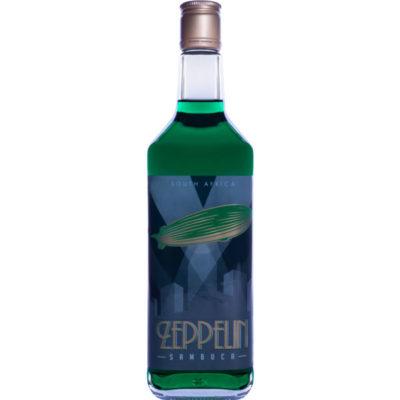 Zeppelin Green Sambuca