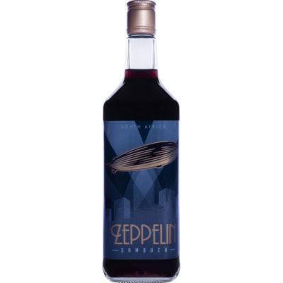 Zeppelin Black Sambuca
