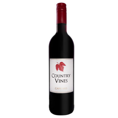 Country Vines Cape Red