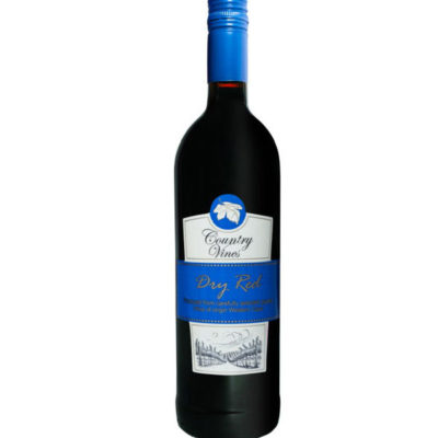 Country Vines Dry Red